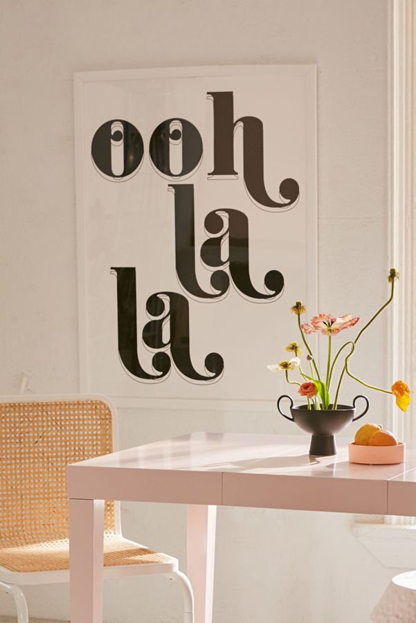 Slide View: 1: Honeymoon Hotel Ooh La La Art Print