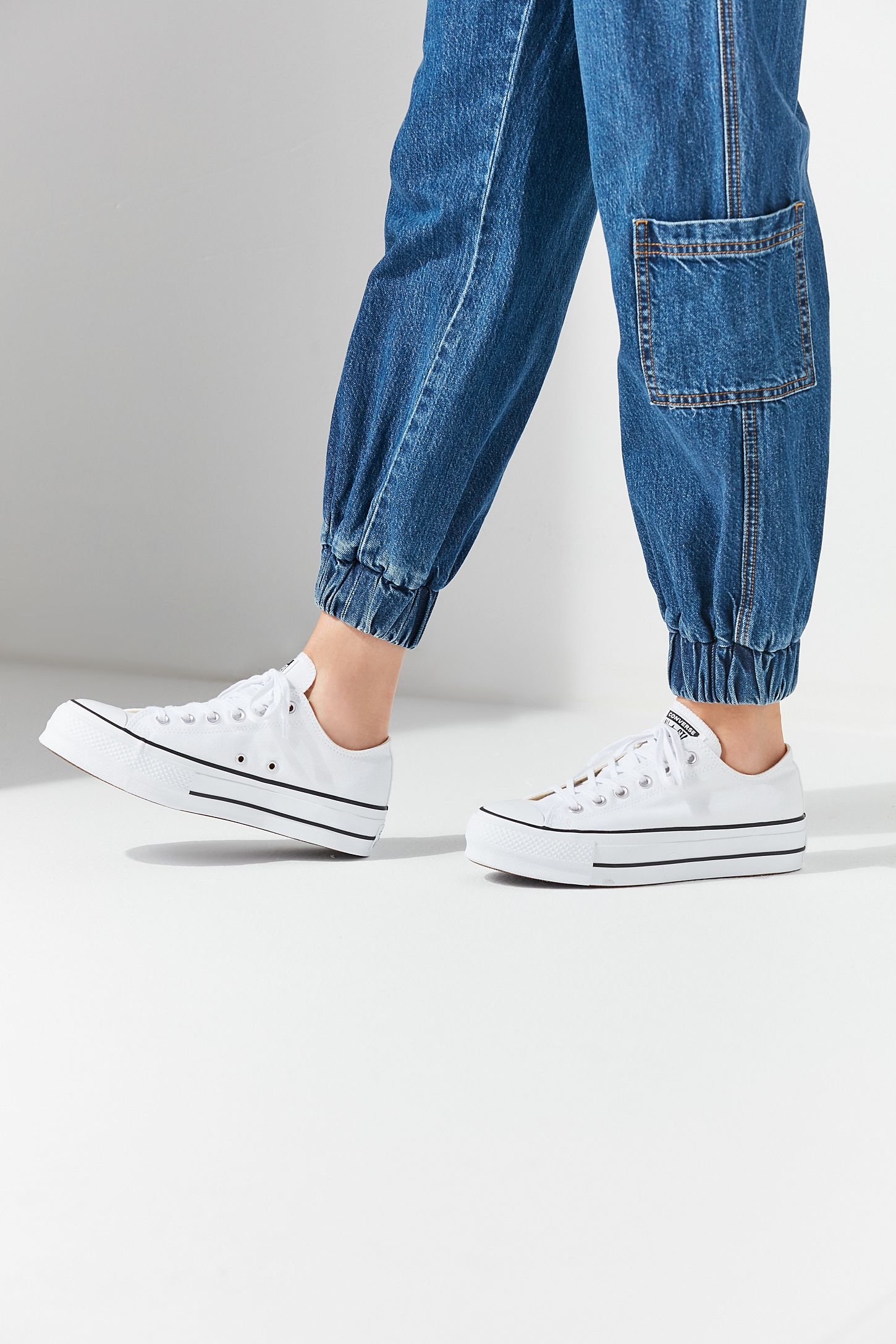 Converse Chuck Taylor All Star Lift Low Top Sneaker