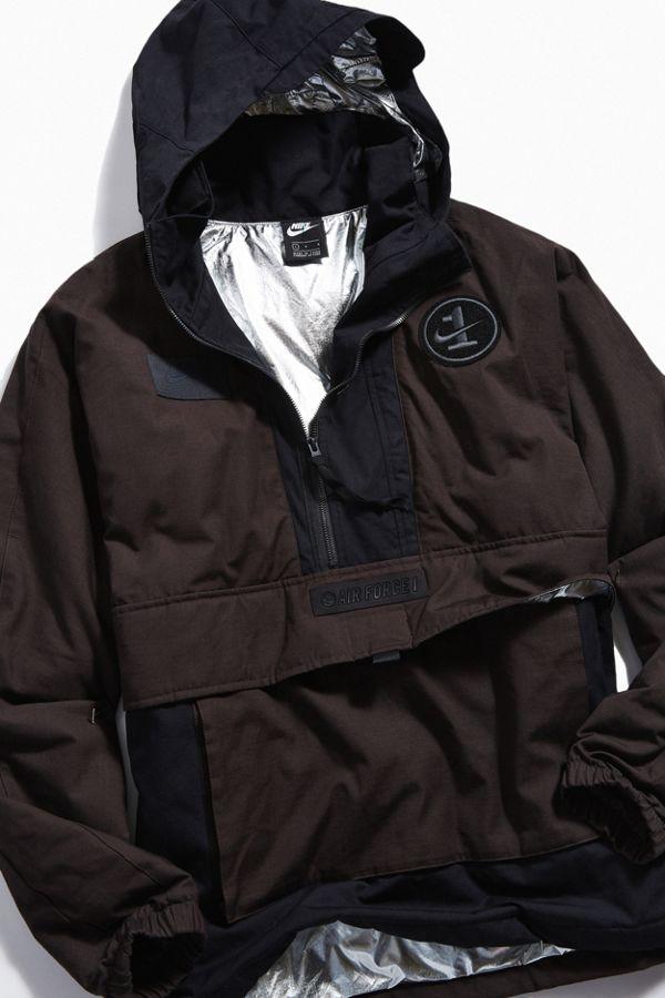 Mens Clothing Nike Sportswear Jacket Rev Woven Air Force 1