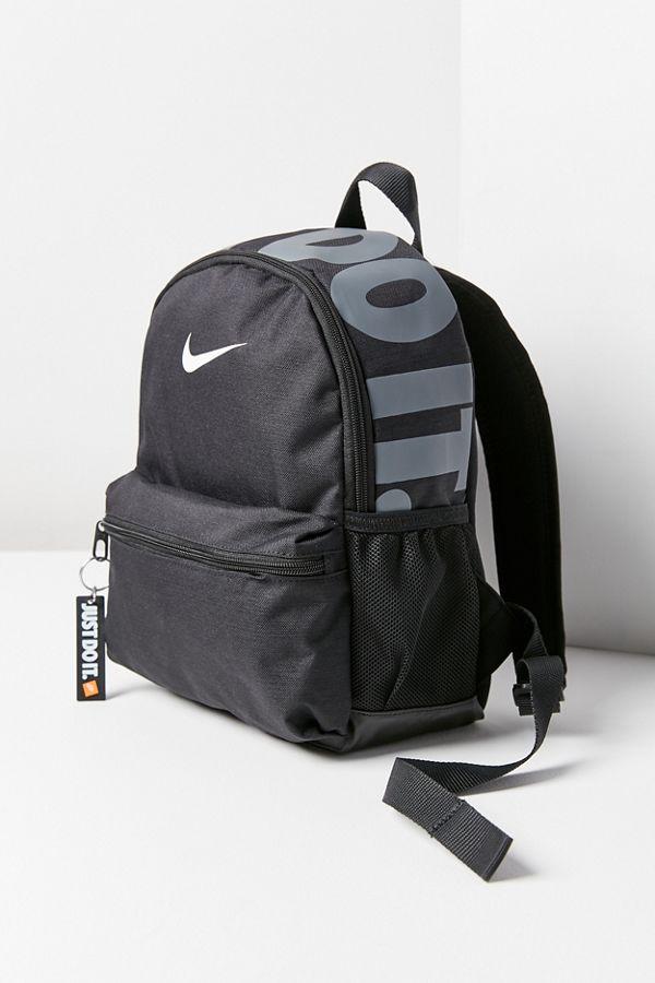 18f9192a4f61 Slide View  1  Nike Brasilla Just Do It Mini Backpack