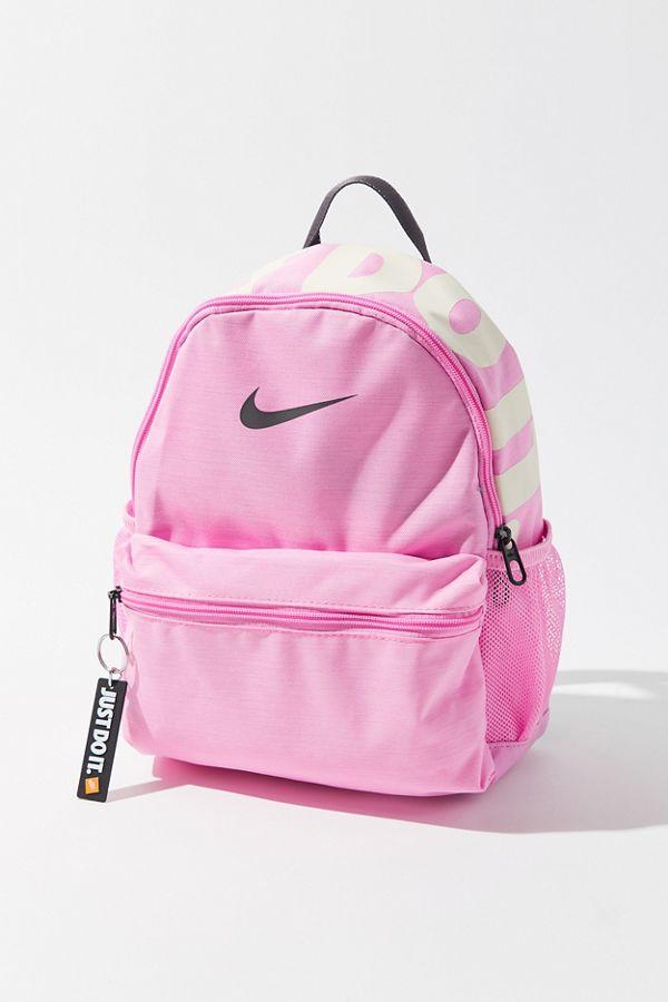fb1f958ad3cf1 Slide View  1  Nike Brasilla Just Do It Mini Backpack