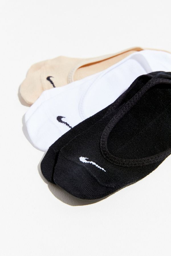 33a5e6fff Nike Everyday Lightweight No-Show Liner Sock 3-Pack | Urban Outfitters