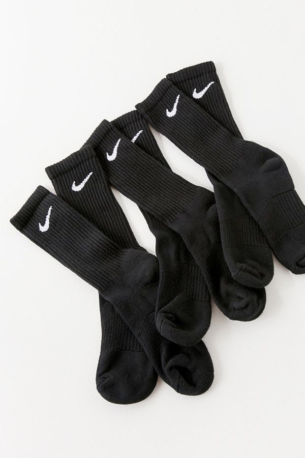 85331653d603e Nike Performance Cushion Crew Sock 3-Pack | Urban Outfitters