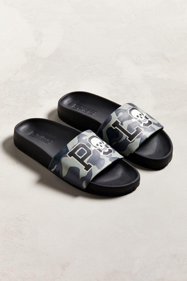 4c1d3b40472b Polo Ralph Lauren Cayson Slide Sandal