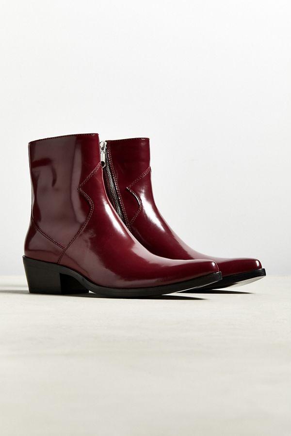 18f4e6c87cf Calvin Klein Alden Pointy-Toe Boot