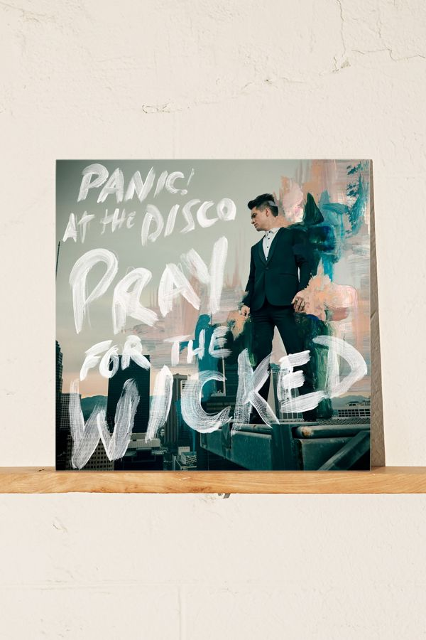 848e70b5 Panic! At The Disco - Pray For The Wicked LP | Urban Outfitters