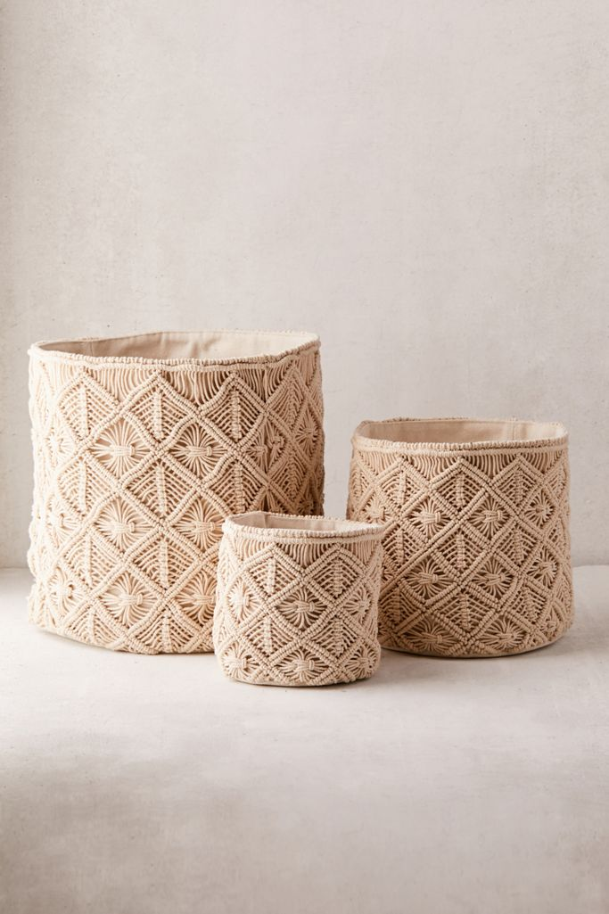 Baskets for Coffee Table