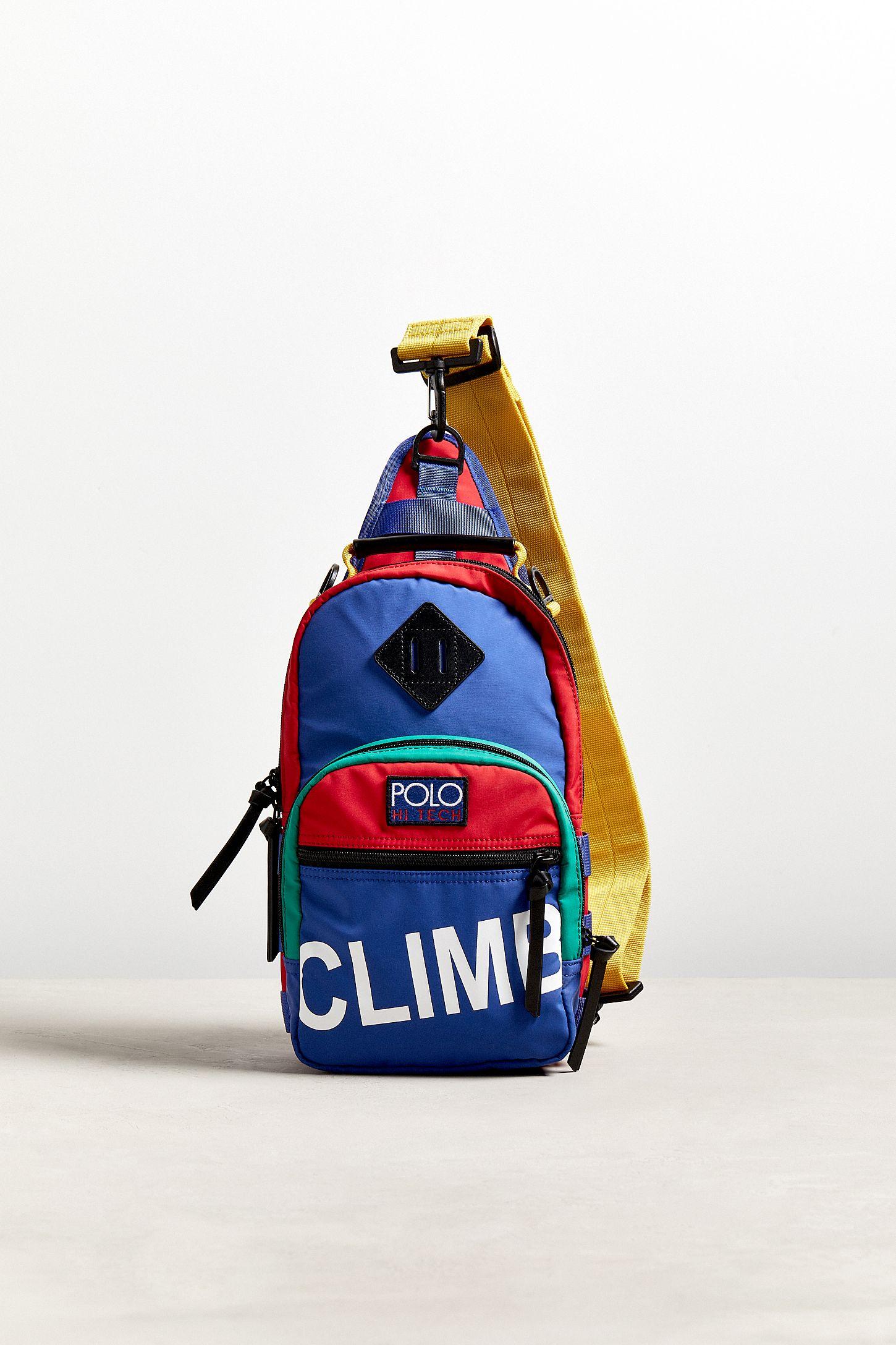a50594c87852 Polo Ralph Lauren Hi-Tech Sling Bag
