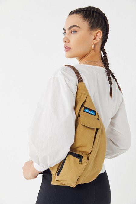 bf10345c12b KAVU UO Exclusive Mini Rope Sling Bag