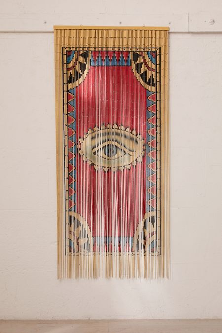 Beaded Curtains Wall Decals Art Prints Urban Outfitters
