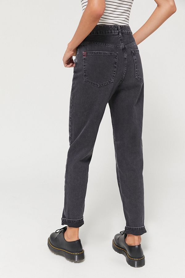 2018 shoes wholesale outlet professional BDG High-Waisted Mom Jean – Washed Black