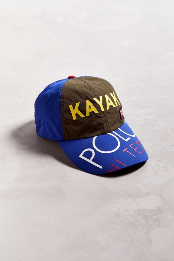 3c3e39ebc Polo Ralph Lauren Hi-Tech Kayak Hat