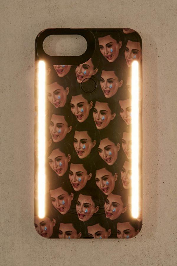 release date: 6db39 15079 LuMee Duo Kimoji Cry Face iPhone 8/7/6 Plus Case