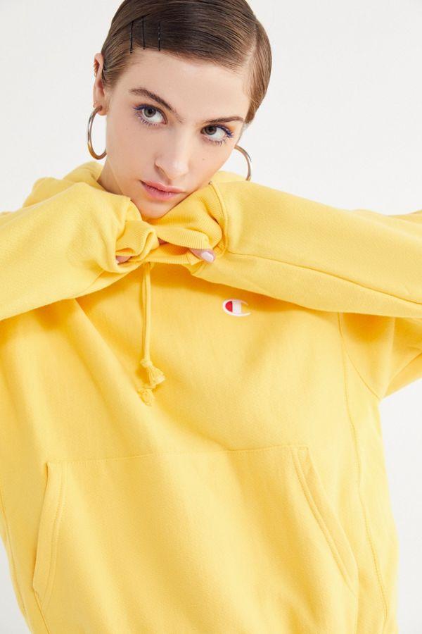 1fcfd2febb59 Champion UO Exclusive Reverse Weave Hoodie Sweatshirt