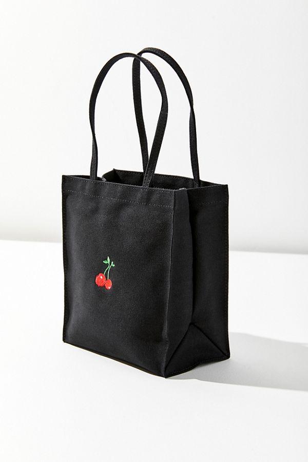 f2f97971914f Mini Canvas Tote Bag