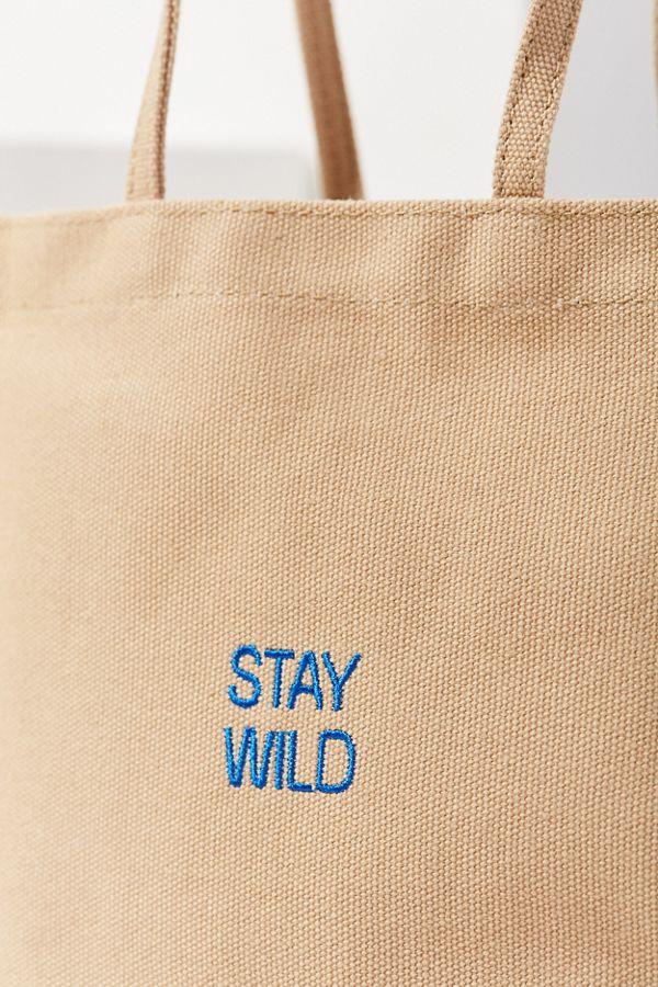 cbd7f3b93a Slide View  3  Mini Canvas Tote Bag