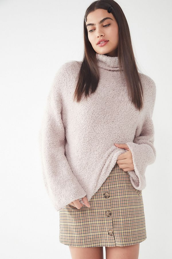 02c0f7a1edeba UO Cloud Turtleneck Pullover Sweater | Urban Outfitters