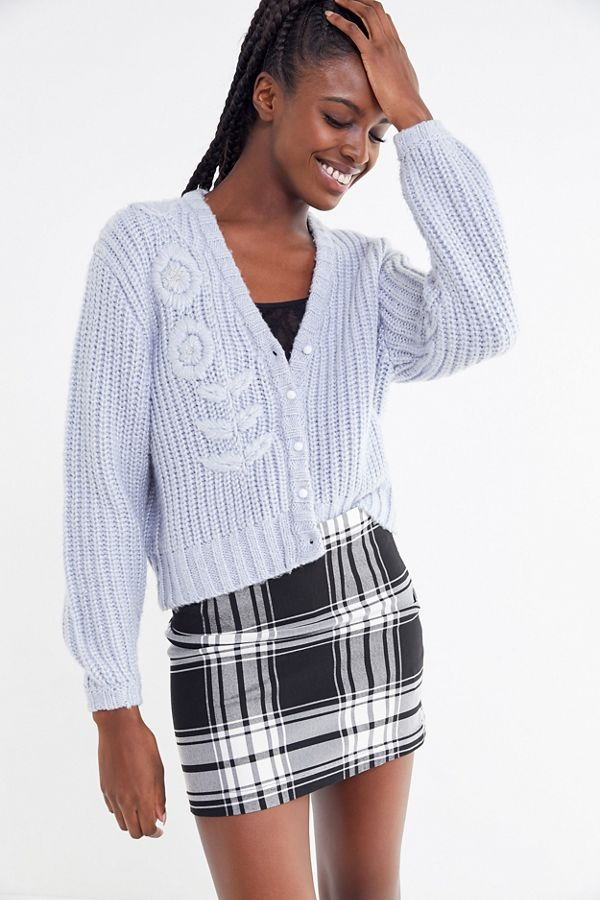 a32cee5f2 UO Out To Play Plaid Mini Skirt | Urban Outfitters