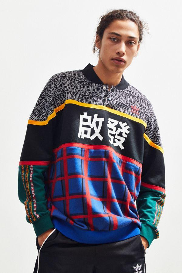 Solarhu Pullover Adidas X Williams Sweatshirt Pharrell Pk8nwO0