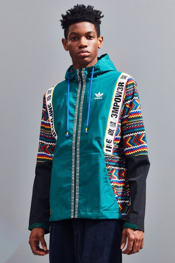 outlet boutique new high official shop adidas X Pharrell Williams SolarHu Shell Jacket