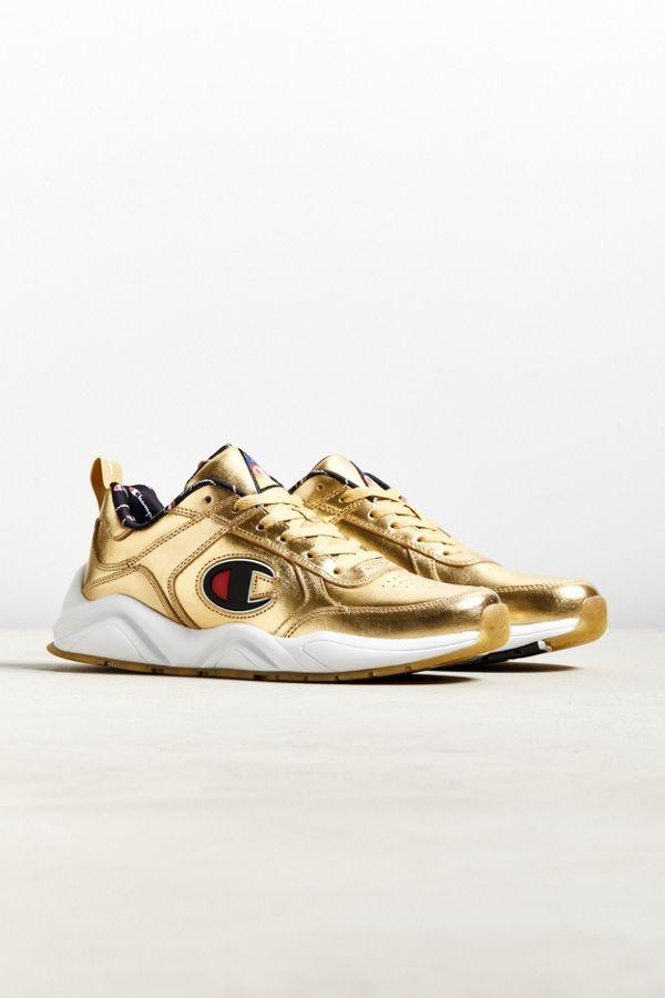 b539ba4d63e Champion 93Eighteen Metallic Sneaker