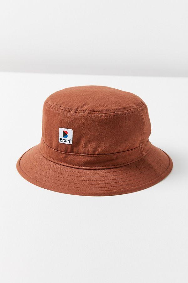 6b13defee7912 Brixton Stowell Bucket Hat