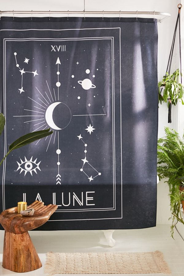 Slide View: 1: cafelab For Deny Soleil Shower Curtain