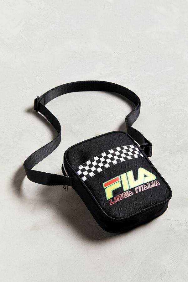 702e56b22a2e FILA UO Exclusive Racing Messenger Bag