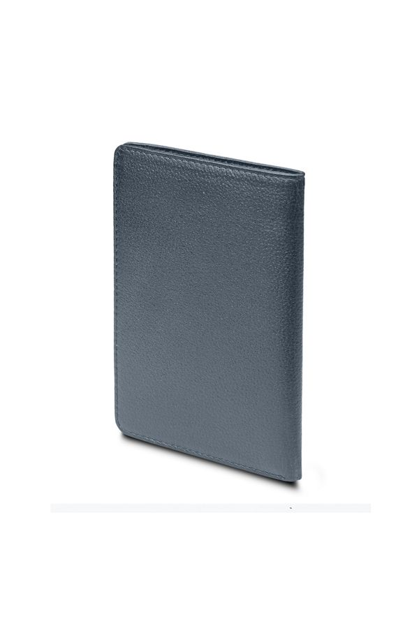 ee14cbb39684 Moleskine Lineage Leather Passport Wallet