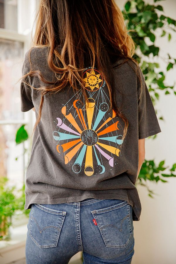 Keepsake Sun And Moon Tee