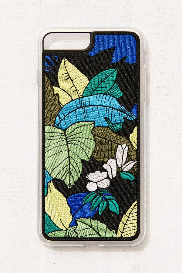 buy online 1c43d e8712 Zero Gravity Paradise At Dusk Embroidered iPhone Case