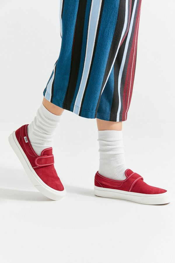 4e3d7a6f981b2 Slide View  1  Vans Anaheim Factory 47 V DX Suede Slip-On Sneaker