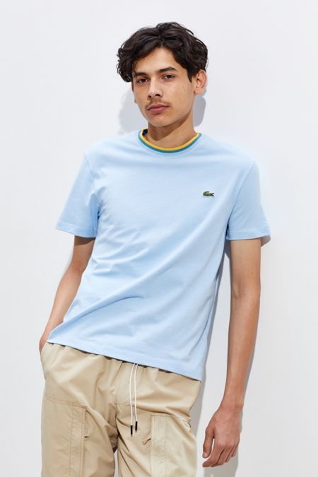 e8466ee848b4 Lacoste Semi-Fancy Cotton Tee