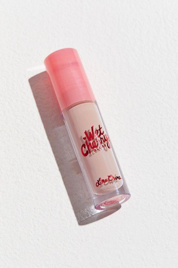 Lime Crime Wet Cherry Lip Gloss In Diet Cherry | ModeSens