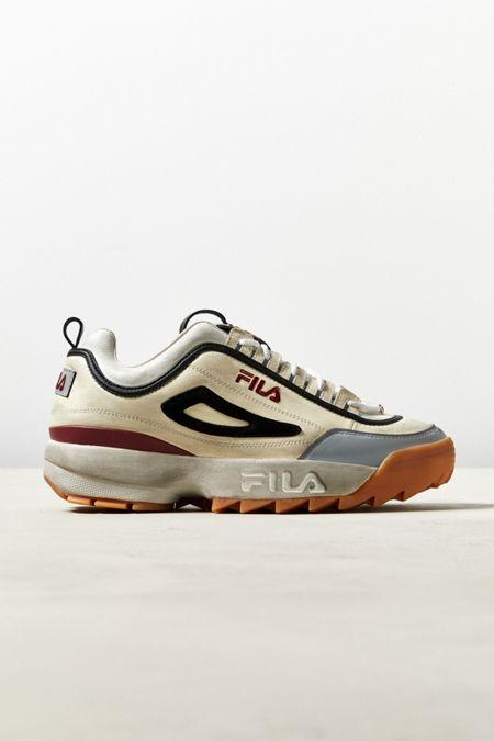 9ec522008b8 FILA UO Exclusive Distressed Disruptor II Sneaker