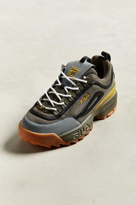 0852f89f8 FILA UO Exclusive Distressed Disruptor 2 Sneaker