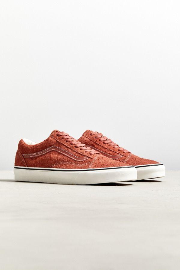05abf381ff59 Vans Old Skool Hairy Suede Sneaker