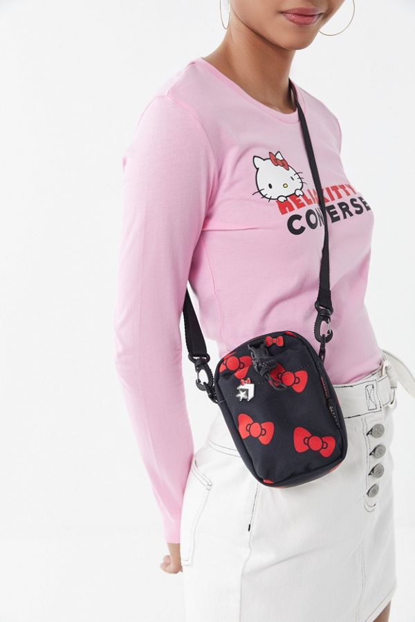 447aff4c5682 Converse X Hello Kitty Crossbody Pouch
