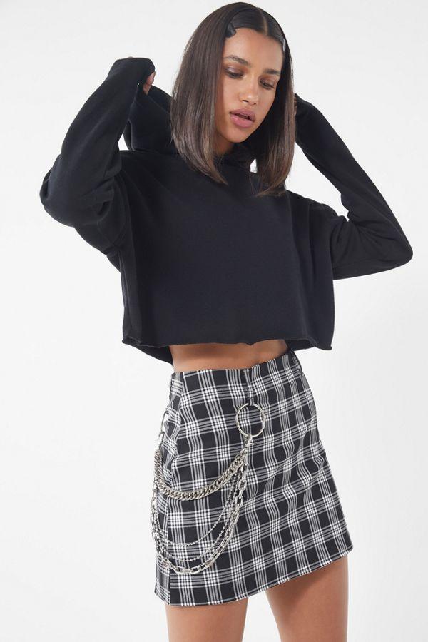 df902f1ccd I.AM.GIA Madison Plaid Mini Skirt | Urban Outfitters