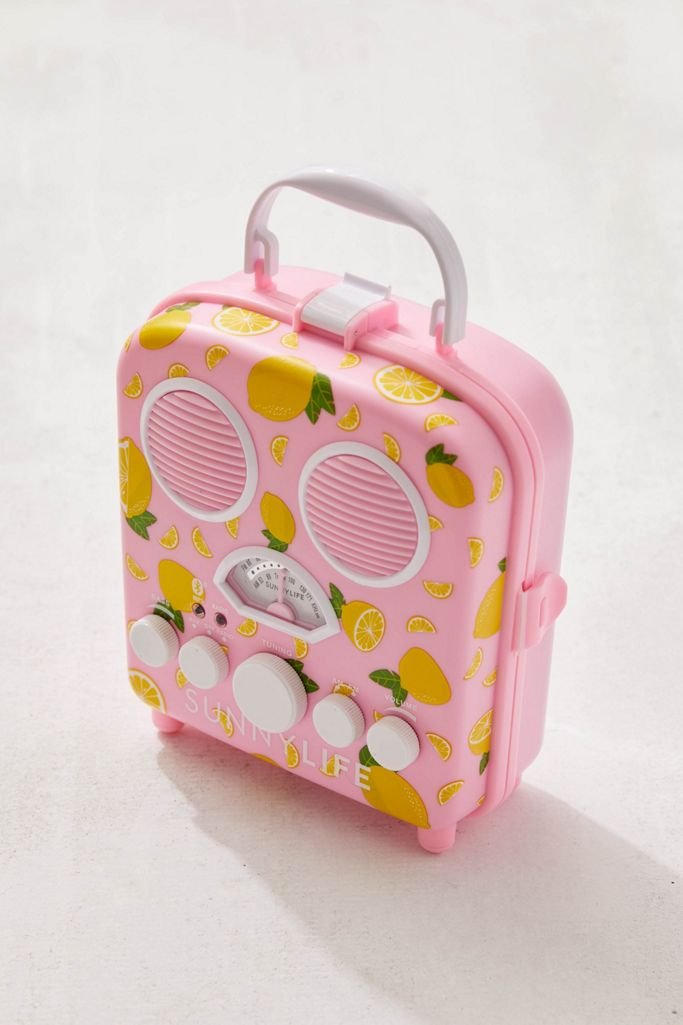 Sunnylife Lunchbox Bluetooth Radio