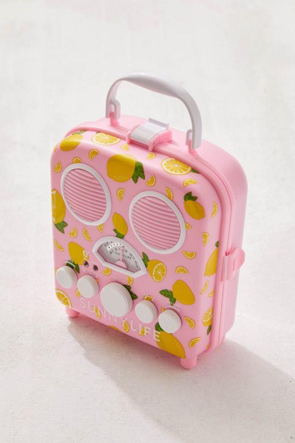 Sunnylife Lunchbox Bluetooth Radio Speaker