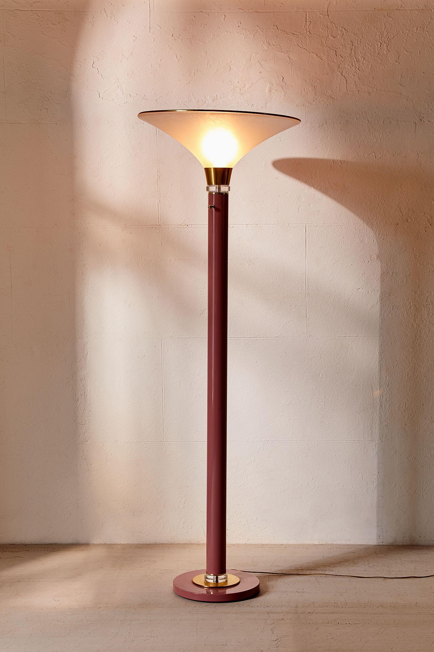 Odd Eye For Urban Renewal One Of A Kind Floor Lamp