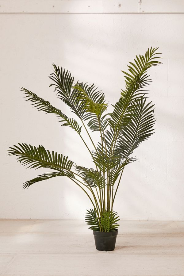 Areca 6 Potted Faux Plant Urban Outfitters
