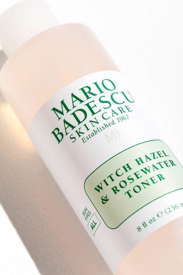 Mario Badescu Witch Hazel Rosewater Toner