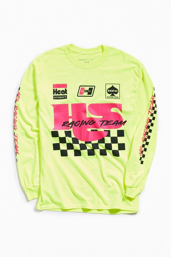 Heat Street Racing Team Long Sleeve Tee