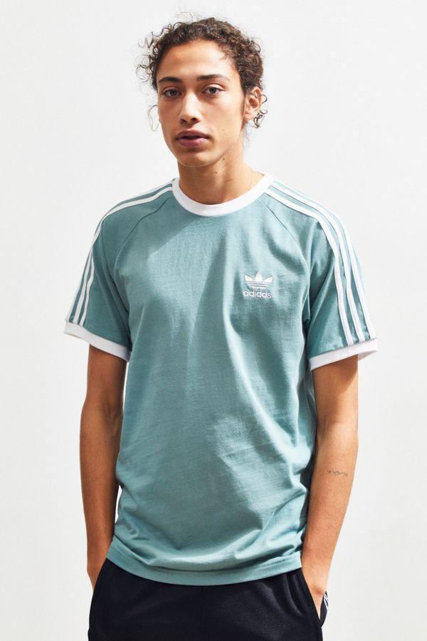 56f97728f5 adidas 3-Stripe Tee | Urban Outfitters