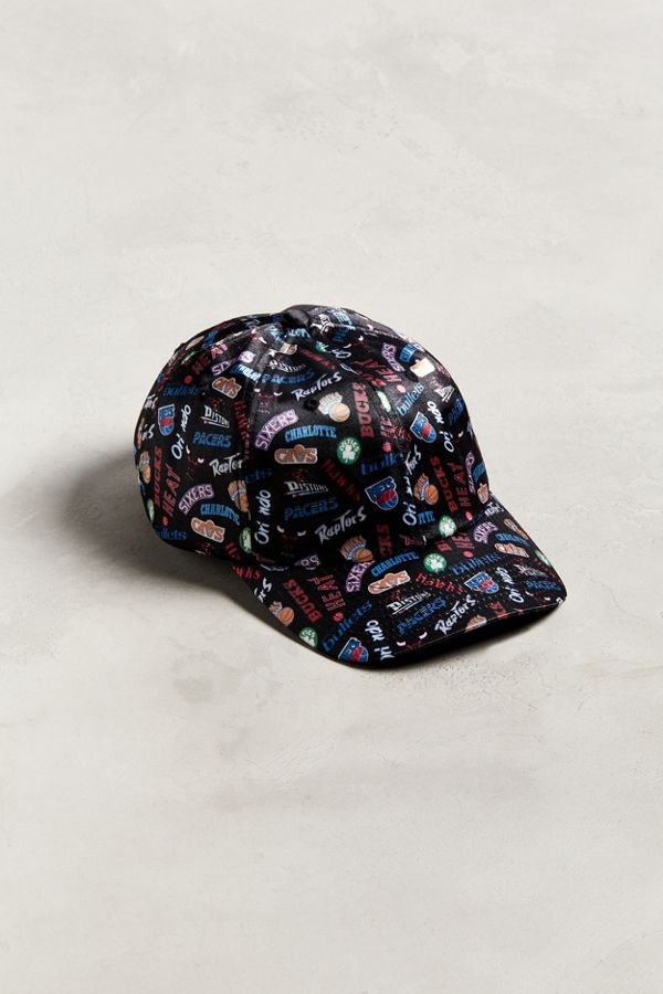 wholesale dealer 5d93f 5d650 Mitchell   Ness Allover Eastern Dad Baseball Hat   Urban Outfitters