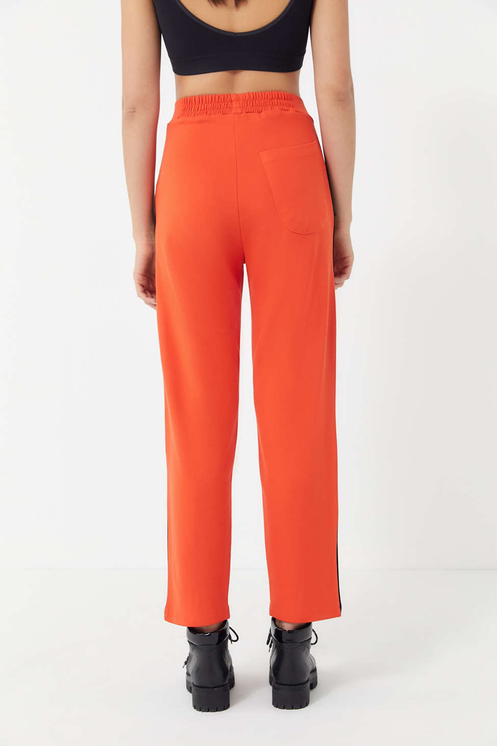 Uo Tess Tricot Tapered Track Pant by Urban Outfitters