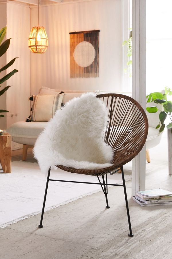 Alma Round Chair Urban Outers