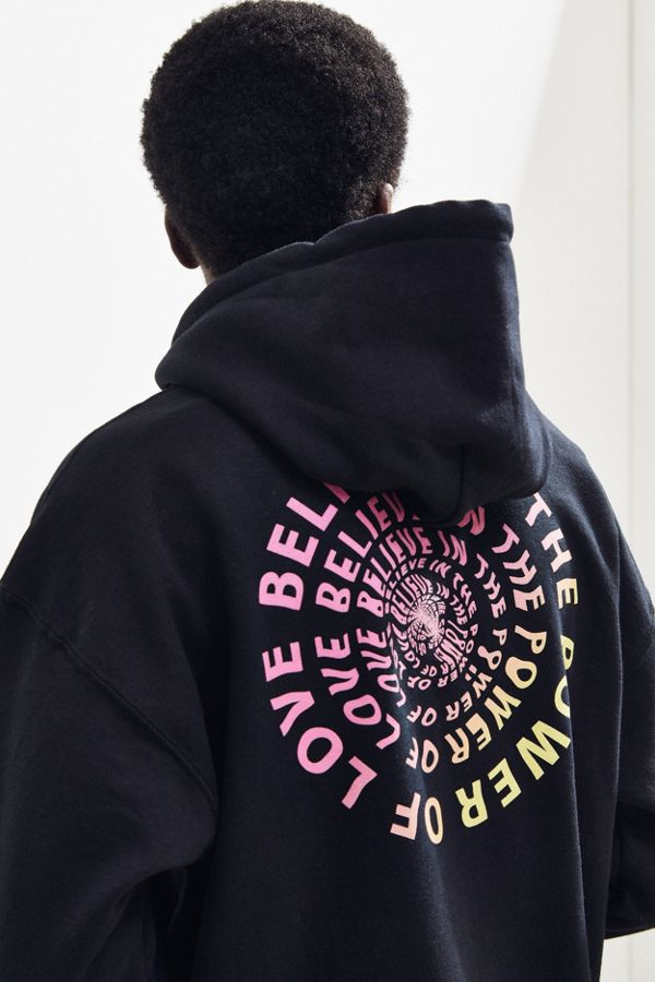 bf6d2e9714d6 Power Of Love Hoodie Sweatshirt | Urban Outfitters